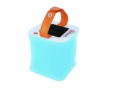 LuminAID PackLite Spectra - Colour Changing Solar Light - Fab Stocking filler!