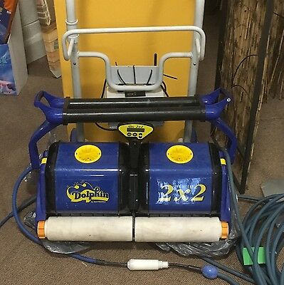 Pool Cleaner - Reconditioned Dolphin 2X2