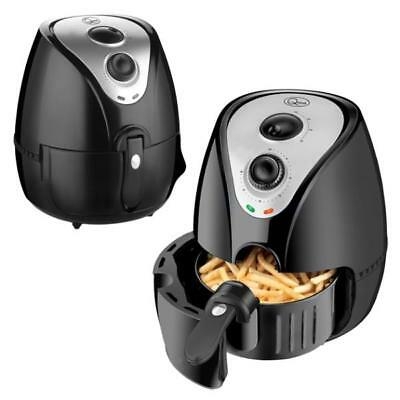 Quest Thermo Air Fryer, Air Technology, Healthy Cooking, 1350W, 2.2 Litre, Black
