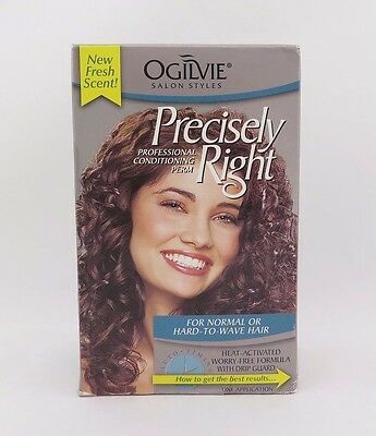 Ogilvie Precisely Right Conditioning Perm *Choose Your Style*Twin Pack*
