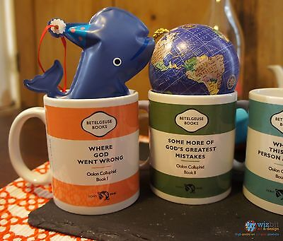 Hitchhiker's Guide to the Galaxy Mug set / cup set