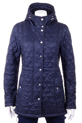 huge selection of 94597 4d414 TOMMY HILFIGER GIUBBOTTO Giacca Piumino Parka Trapuntato Donna