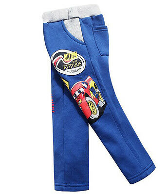 Cars Trousers Blue
