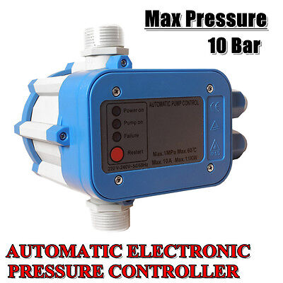 New Design Water Pump Pressure Controller Electronic Switch Automatic Control AU