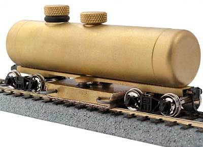 "CMX HO Brass Track Cleaning Car ""Clean Machine""+ pads,fill syringe modelrrsupply"