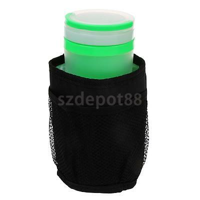 Insulated Baby Stroller Pushchair Mug Cup Holder Bottle Bags Bicycle Holder