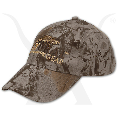 Natural Gear - Baseball Cap / Hat - Camo - Camouflage Hunting Gear