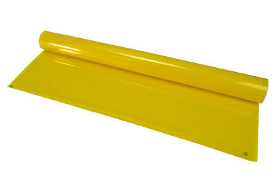 Colour Filter GEL Sheet Yellow 1210 x 530mm