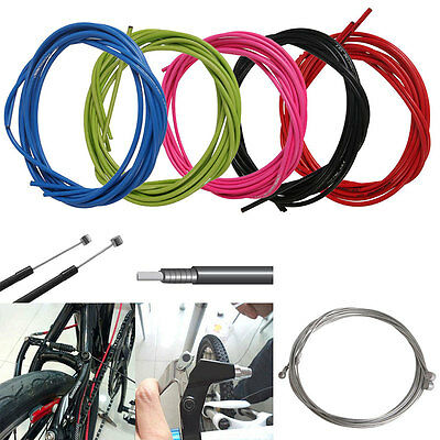 Jagwire Front & Rear Inner Outer Wire Gear Brake Cable Set MTB Bike Bicycle【UK】