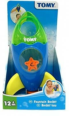 TOMY Fountain Rocket Bath Time Fun NEW **FREE DELIVERY**
