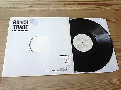 Stereolab Freestyle Dumping Track On Rough Trade 5 Track 33Rpm Single*new Mint
