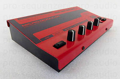 Clavia Nord Micro Modular Synthesizer DSP Synth OS 3 03 + Top Zustand + Garantie