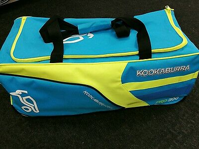 Kookaburra Pro 400 Cricket Sports Players Equipment Storing Holdall Kit Bag