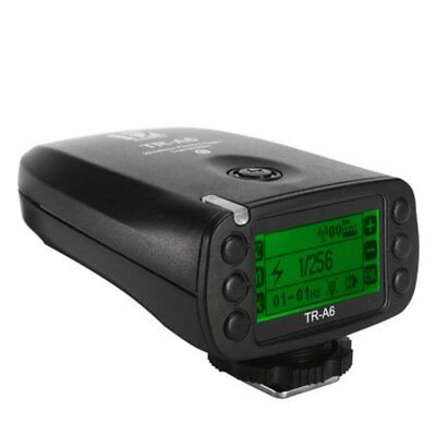 Jinbei TR-A6 2.4GHz HSS Transmitter for HD-600V / MSN-V Strobe Flash for Nikon