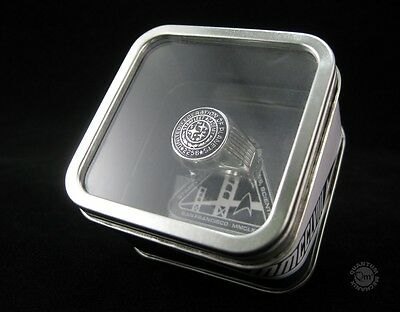 Star Trek 2009 Academy Class Ring, with floating ring effect collectors box