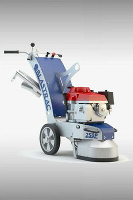 Grinder BG-250P Blastrac, Floor Grinder, single disc