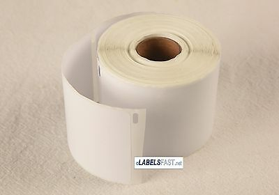 32 Rolls Dymo® Compatible 30857 Adhesive Labels Packing Name Tags Multipurpose