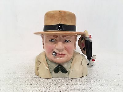 Manor Collectables Winston Churchill Artist Limited Edition 25 of 250 *STUNNING*