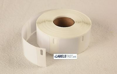12 Rolls 1x1 DYMO® LabelWriter® Compatible 30332 Multipurpose 750 Labels Per Rol