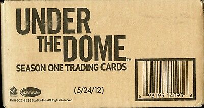 Under the Dome Season One Hobby Card Case