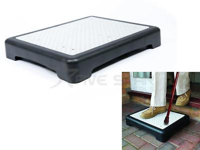 Anti Slip Easy Half Step Elderly Disability Health Mobility Walking Door Aid