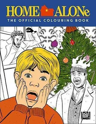 Home Alone: The Official Colouring Book by Twentieth Century Fox Paperback Book