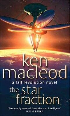 The Star Fraction by Ken MacLeod Paperback Book