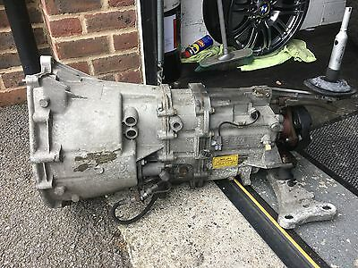 M3 E46 Manual 6 Speed Gearbox 64k