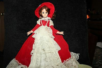 "Collectible Vintage Eegge  Doll 15"" 1963"