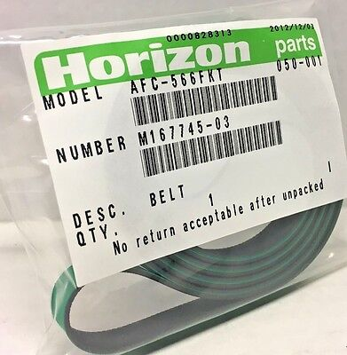 Horizon, M167745-03, Belt, AFC-566FKT Folder (OEM / NEW)