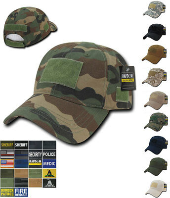 cd623945a 1 DOZEN 6 Panel Cotton Military Army Camo Relaxed Crown Caps Hats Wholesale
