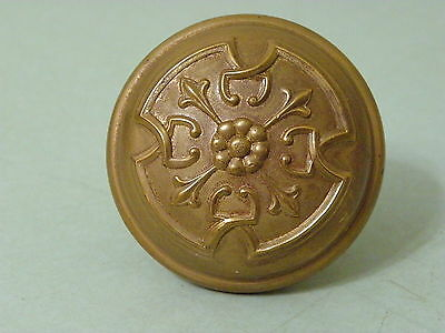Vintage Antique Brass Door Knob