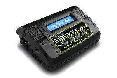 SkyRC E6650 LiPo Balance Charger - RCM Approved - (Part# SK-100010)