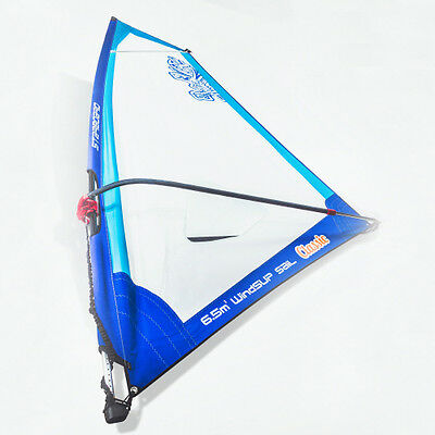 Windsurf Sail - Complete Package - 6.5m - NEW