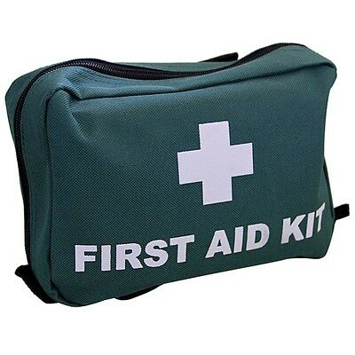 Empty First Aid Bag Small Model13E in Green
