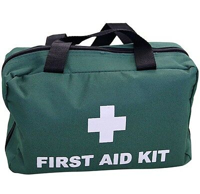 Empty First Aid Bag Medium Model15E in Green