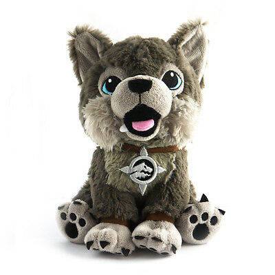 Frostwolf Cute Plush Doll Horde Blizzard Toy Decoration Free Shipping