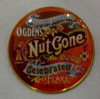 The Small Faces 'Ogdens' badge.Mod,The Who,Vespa,Weller