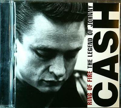 JOHNNY CASH Ring Of Fire The Legend Of Island Records 602498878507 2005 EU CD