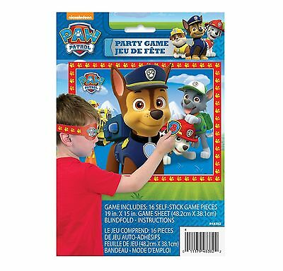 PAW Patrol Party Game for 16 An Excellent Party Activity Multicolor