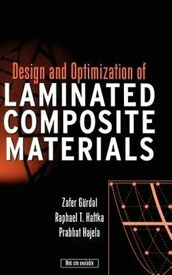 Design and Optimization of Laminated Composite Materials by Zafer Gurdal Hardcov