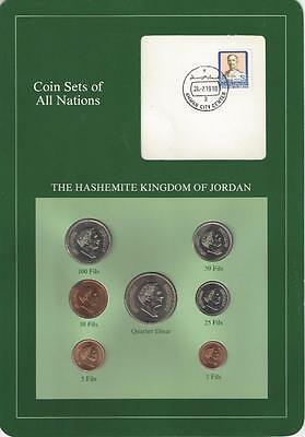 Coin Sets of All Nations - Jordan