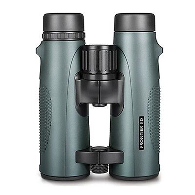 Hawke Frontier Binoculars 8x43 ED Open Hinge green - with case and strap 38301