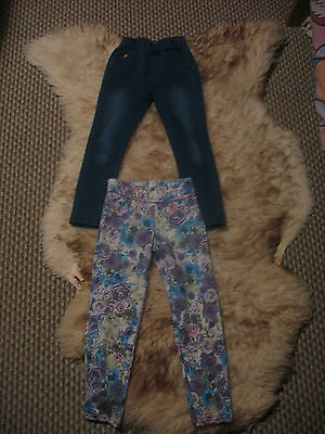 girls trousers, jeans 5 years bundle