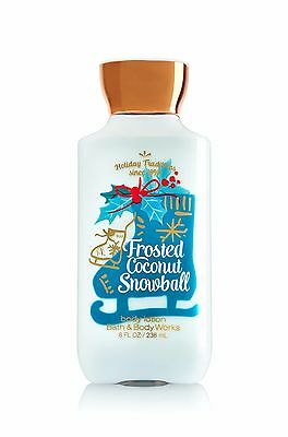 Bath And Body WORKS HOLIDAY LOTION 8 OZ. PICK YOUR OWN FREE WORLD WIDE SHIPPING
