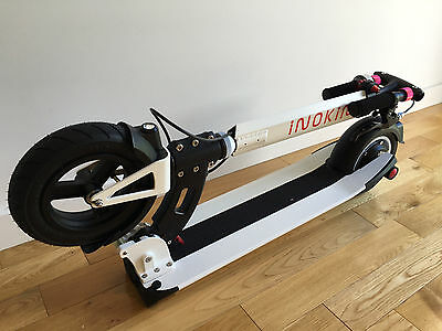 Electric Push Scooter INOKIM Light Super 10.4-Amps travels up to 35km, 1 charge.