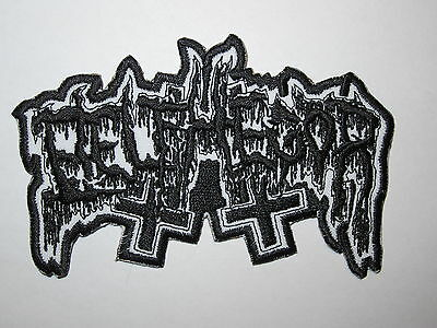 BELPHEGOR embroidered NEW patch death black metal