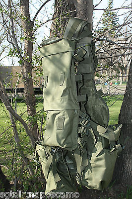 Olive Drab Rhodesian/ South African Style Tactical Vest