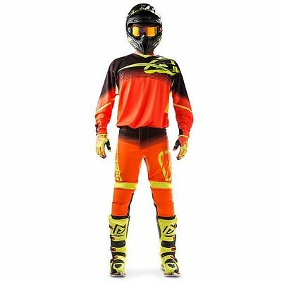 COMPLETO CROSS ACERBIS X-FLEX OFFROAD GEAR fluo orange/black arancio/nero