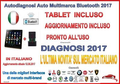 Diagnosi 2016 Wow Snooper Bluetoth Autodiagnosi Per Auto E Camion Novita'